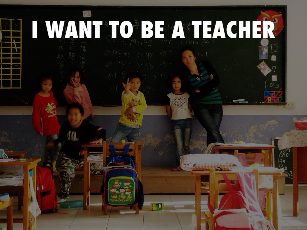 i want to be a teacher To teach in the state maintained sector you'll need to gain qualified teacher status  (qts) in addition to your first degree, unless you have completed a bachelor.
