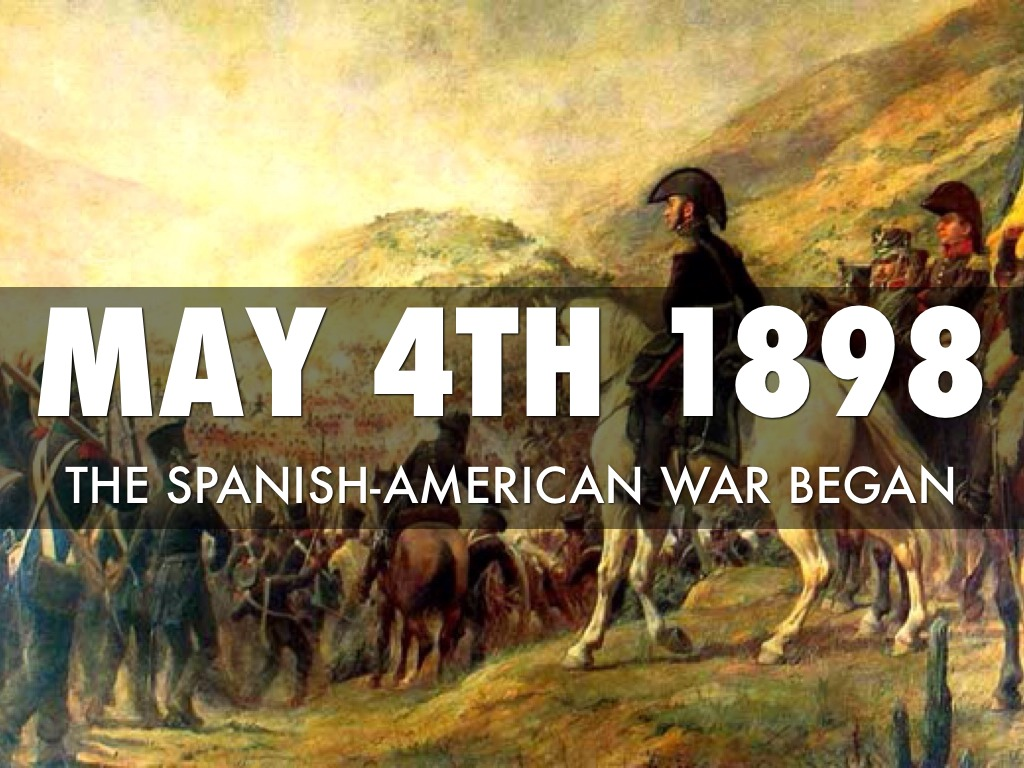 was the spanish american war truly as Summary after the declaration of war in april, the spanish fleet was quickly sent to cuba under admiral pascual cervera the ten boats in cervera's command were in truly horrible condition.