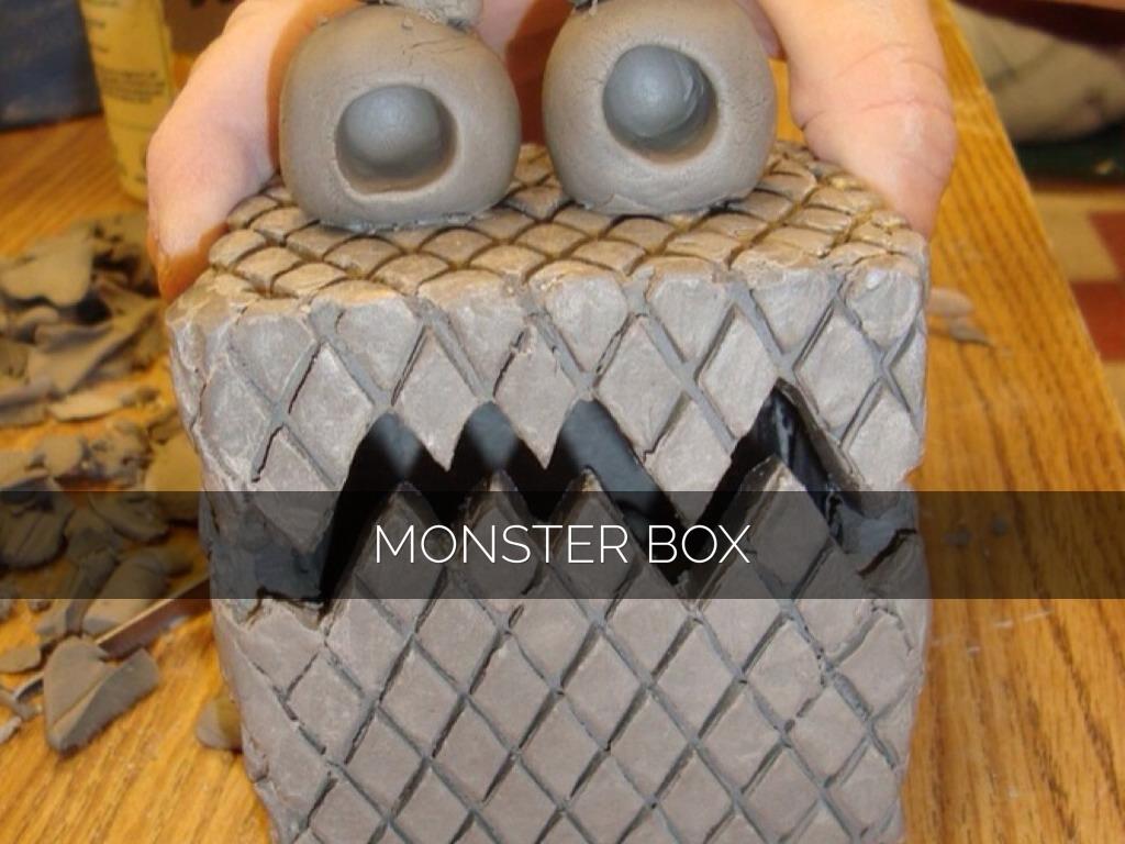 Ceramic Slab Boxes By Richard Schubert