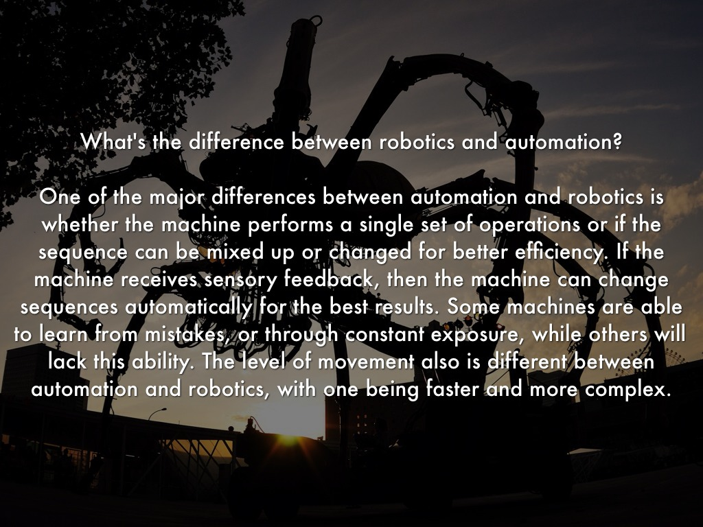 Robotics And Automation By Robotic