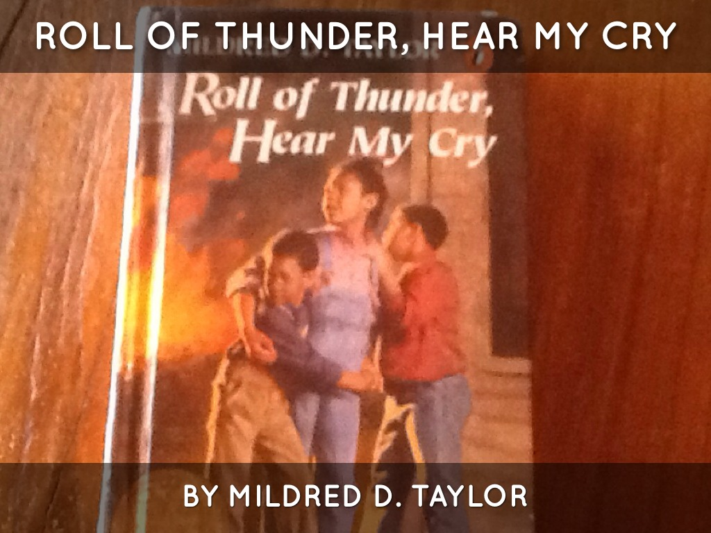 an analysis of the themes in the novel roll of thunder hear my cry