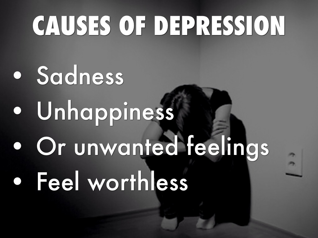 causes of depression National mental health charity: information, services & a strong voice for everyone affected by mental illness - challenging attitudes and changing lives.