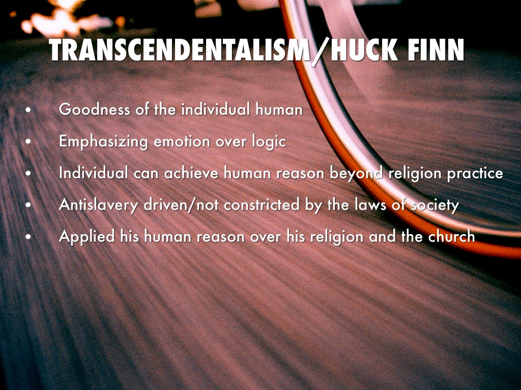 huck finn societal values