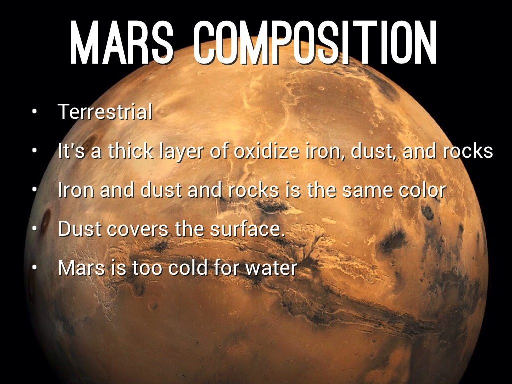 Mars Composition | www.imgkid.com - The Image Kid Has It!