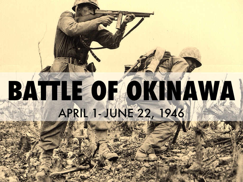 battle of okinawa The bloodiest battle of the pacific war claimed more than 150,000 japanese and american casualties.