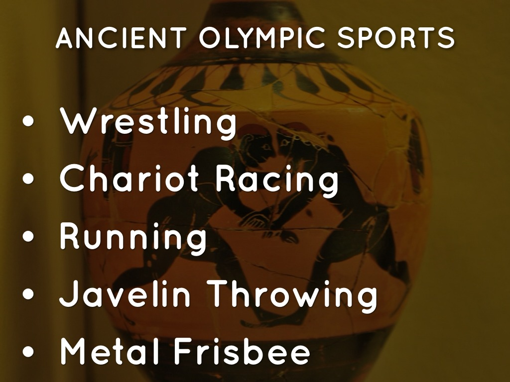 the ancient greek olympics The greeks loved sport and the olympic games were the biggest sporting  the  ancient olympics wasn't just about the sport, it was a religious festival too.