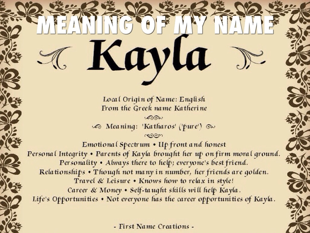 kayla name wallpaper many hd wallpaper