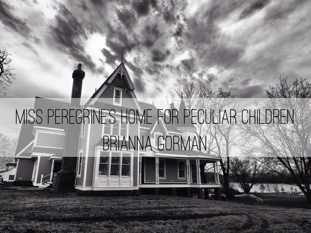 Miss Peregrine S Home For Peculiar Children By