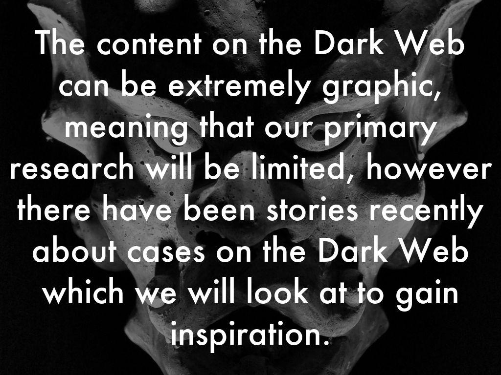 THE DARK WEB by louisa-97