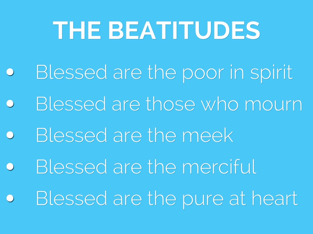 Beatitude  definition of beatitude by The Free Dictionary