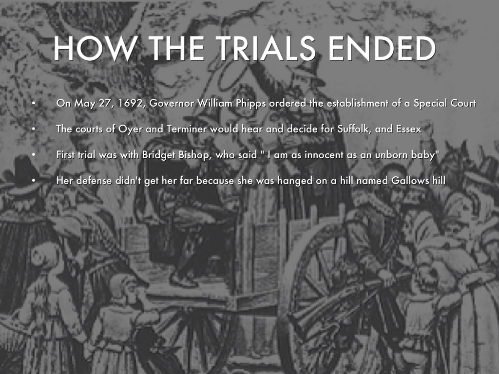 outline salem witch trials essay