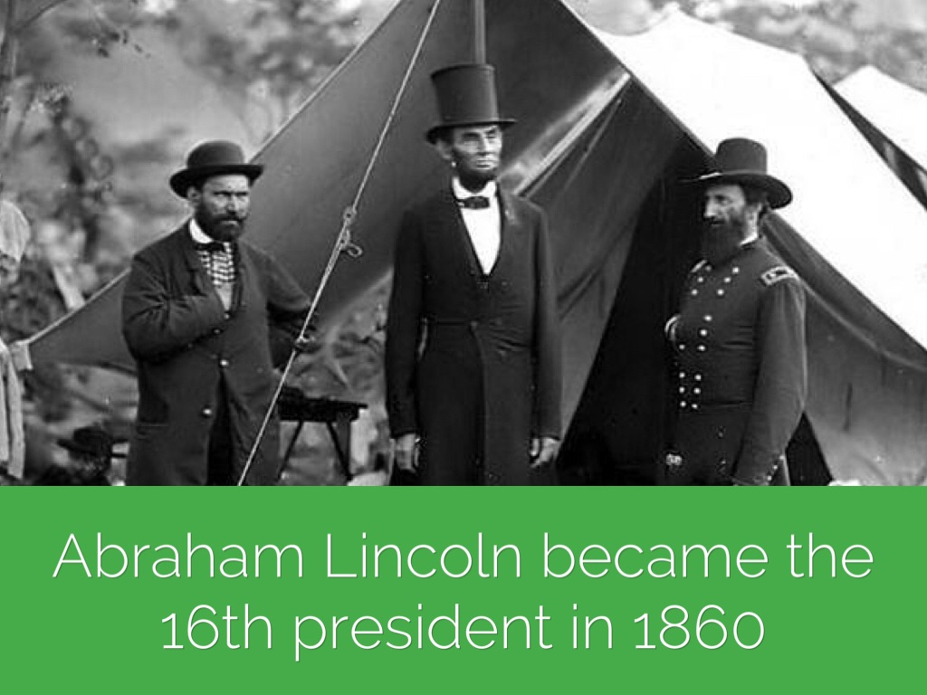 comparison between abraham lincoln and robert e lees goals during the american civil war