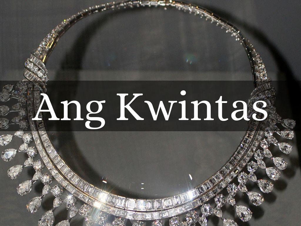 ang kwintas by swmk80