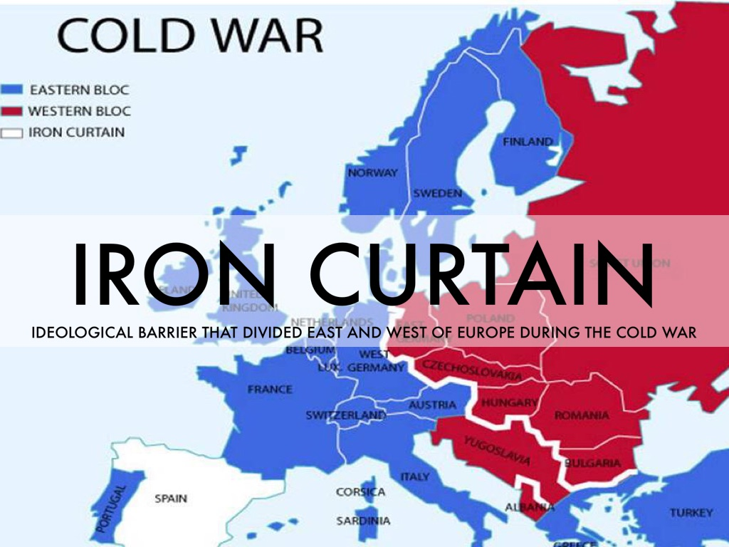Iron Curtains Definition Curtain Menzilperde Net. The Cold War And Beyond  By Jesse Borjas
