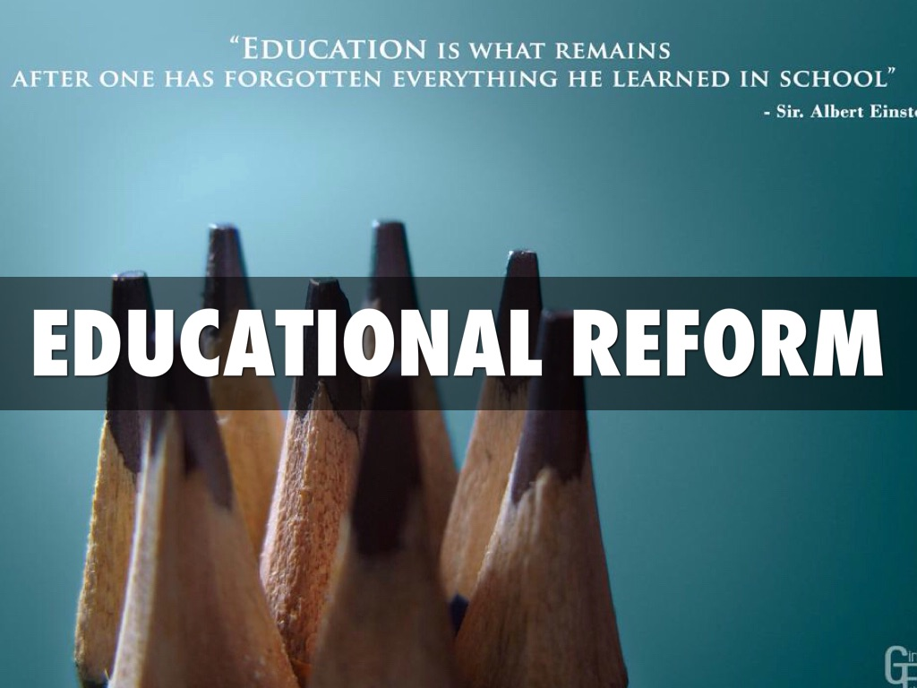educational reform In 2013, the new ny education reform commission was charged with assessing the new york state public education system and creating a plan that would better its overall structure, operation and process.