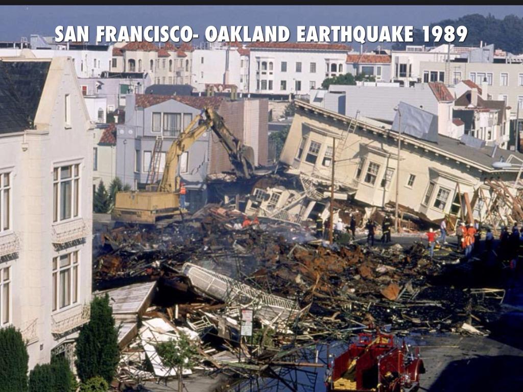 san francisco oakland earthquake 1989