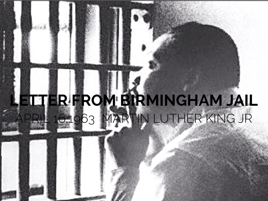 martin luther king letter from birmingham jail letter from birmingham by mariagrimmy 23586