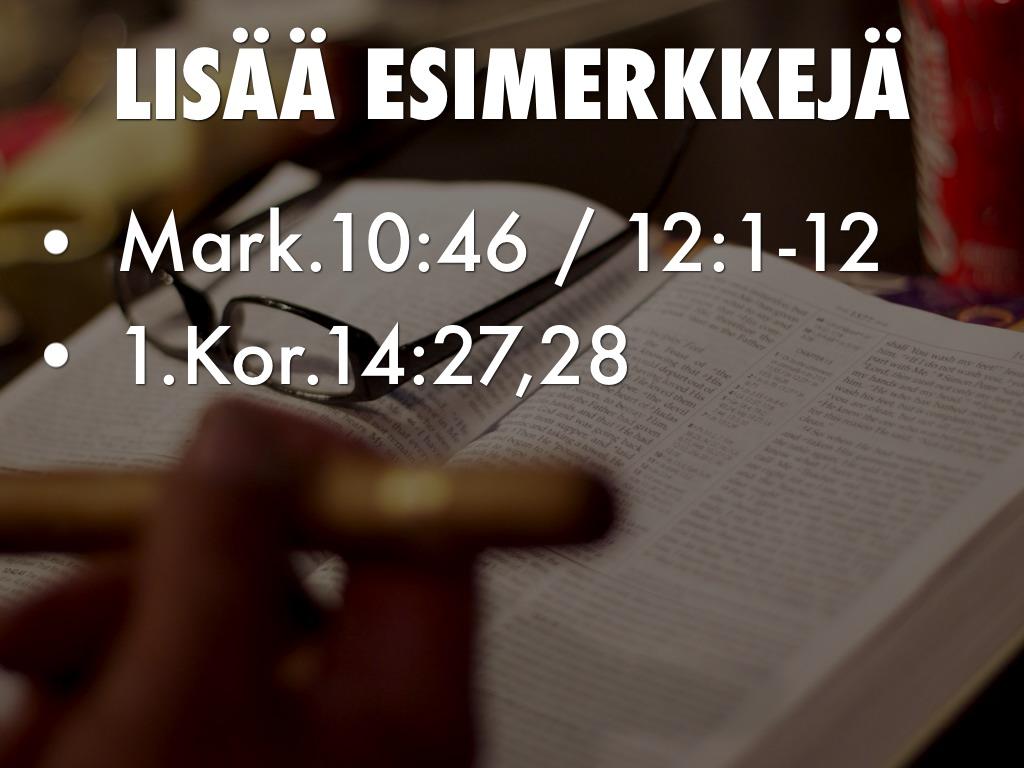 Raamatun Tulkinta