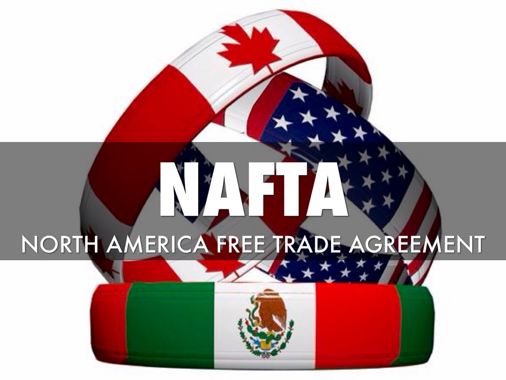 nafta free trade While mexico's top economic official says renegotiations for the north american free trade agreement should be completed in the next two to three weeks, the most complex issues are still pending, according to a thursday report in the washington examiner.
