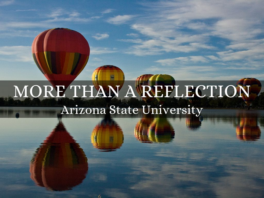 More than a Reflection