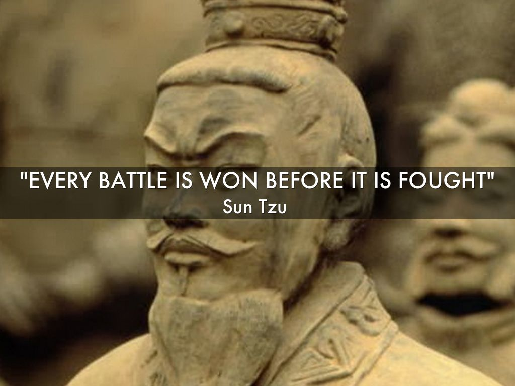 sun tzu art of war essay Sun tzu created a lyrical masterpiece when he wrote the book, the art of war it is a short text describing military tactics and strategies used in war to.