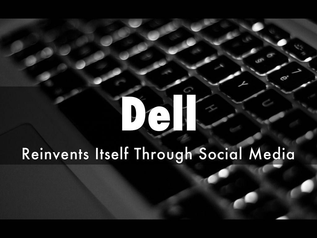 dell case study powerpoint