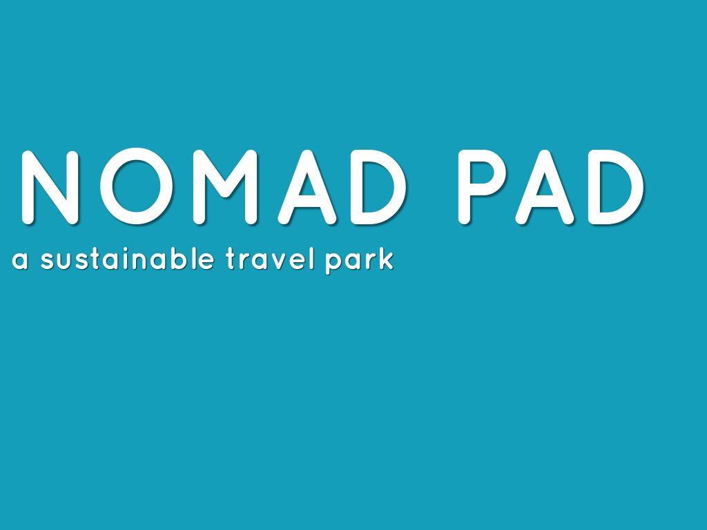 Copy of NOMAD PAD