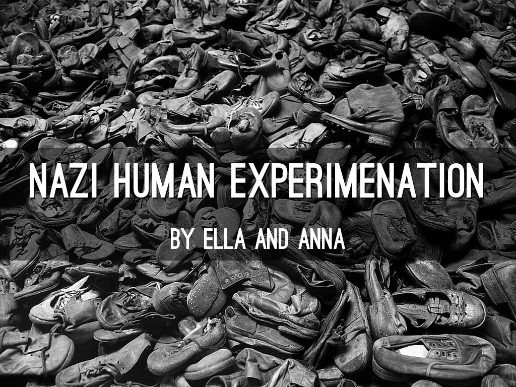 nazi human experimentation Murderous medicine is an important book, a valuable contribution to the literature about nazi medicine (the qualification is deliberate, as the nazis' medicine and experiments were neither they were bestial and torturous, ethically and morally bankrupt) the book should occupy a place on the shelf.