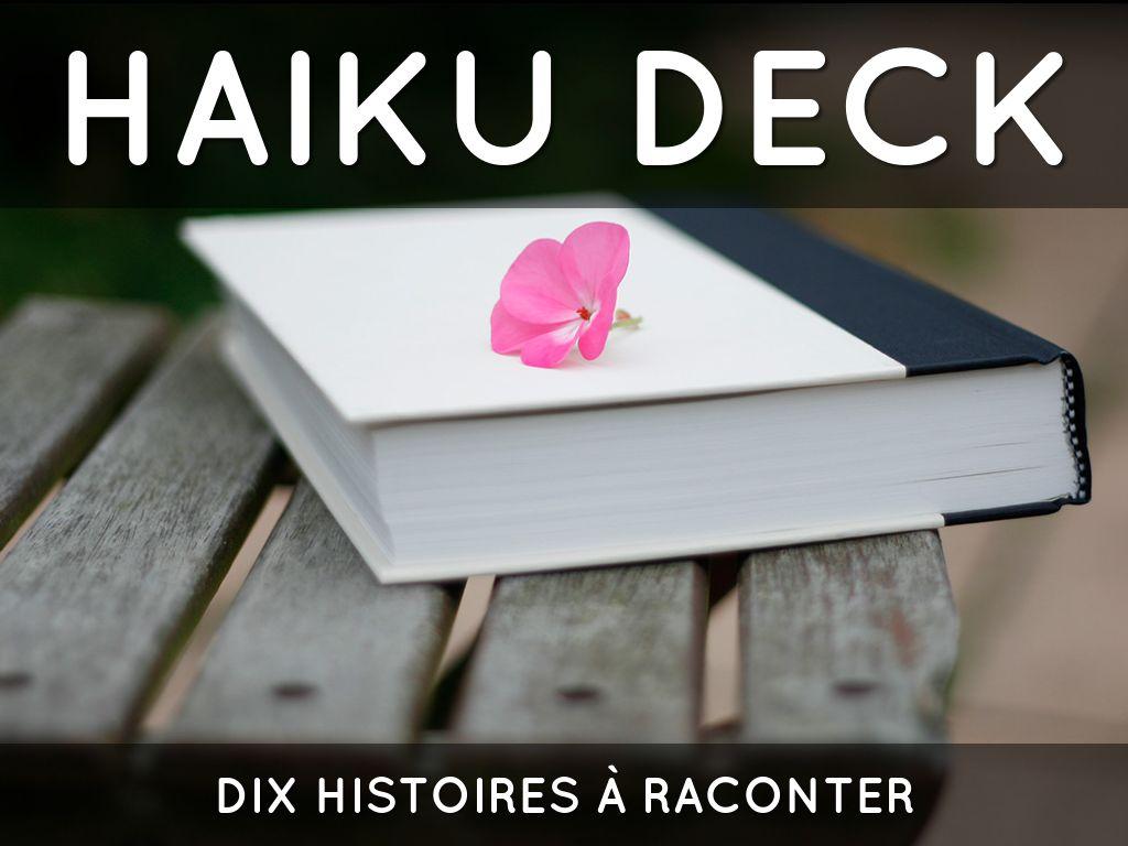 Haiku Deck en action