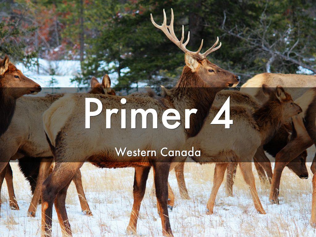 Western Canada Primer