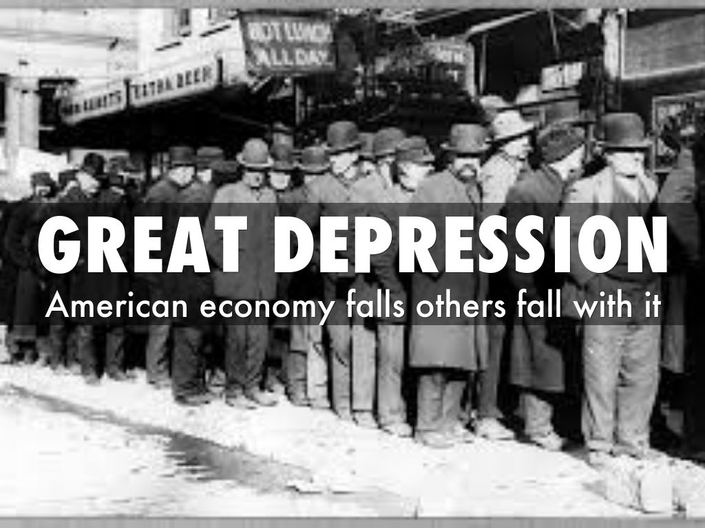 how the great depression changed american The major effect of the great depression on america was expanded government intervention into new areas of social and economic affairs and the creation of more.