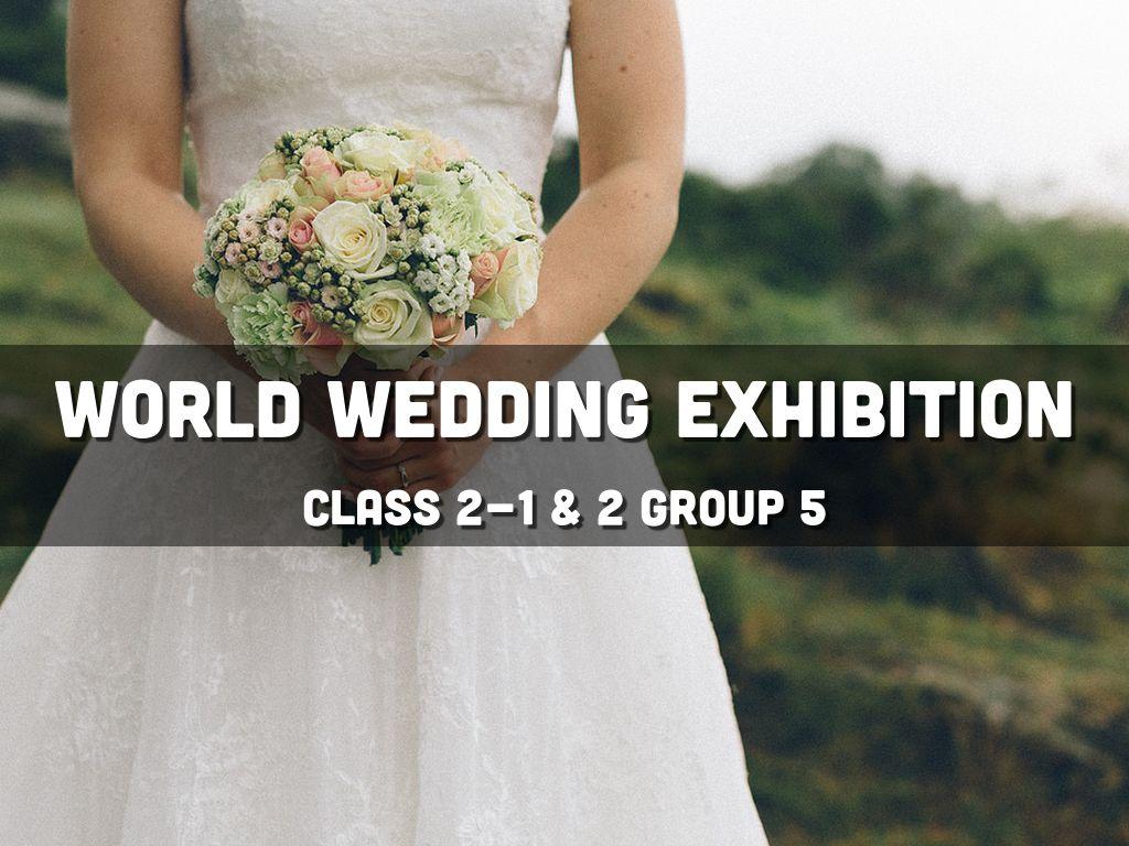 World Wedding Exhibition