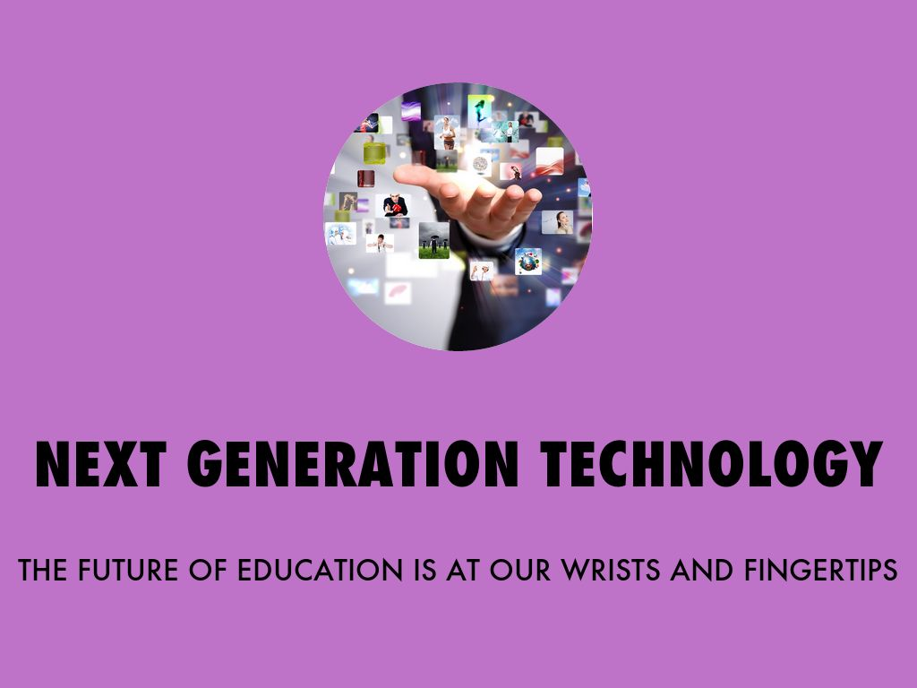 technology and new technological generation The app generation: how technology is changing us february 12  the new americans were inner-directed they cannot remember a less technological.