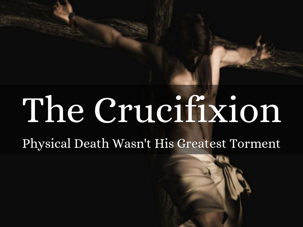 the crucifixion of jesus christ by steve evans
