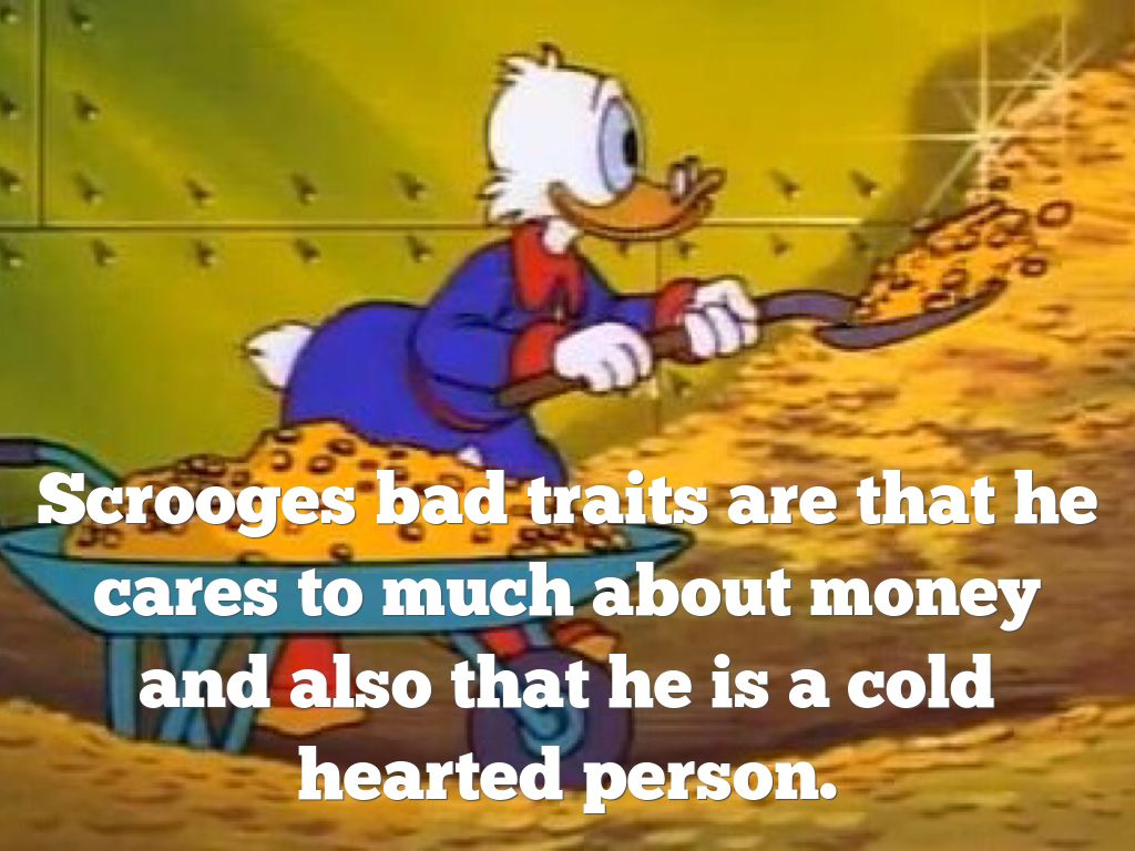 A Christmas Carol Character Study Of Ebenezer Scrooge