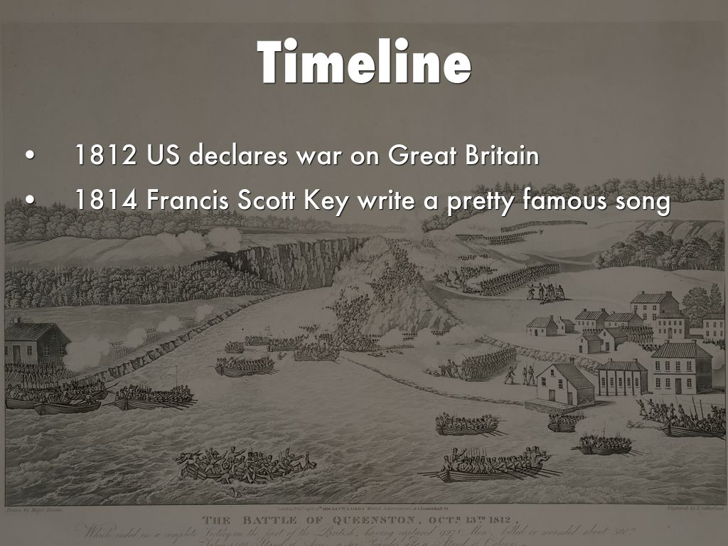 """an analysis of the topic of francis scott keys war outlooks """"the defence of fort mchenry"""", poem by francis scott key, published in the patriot on september 20, 1814."""
