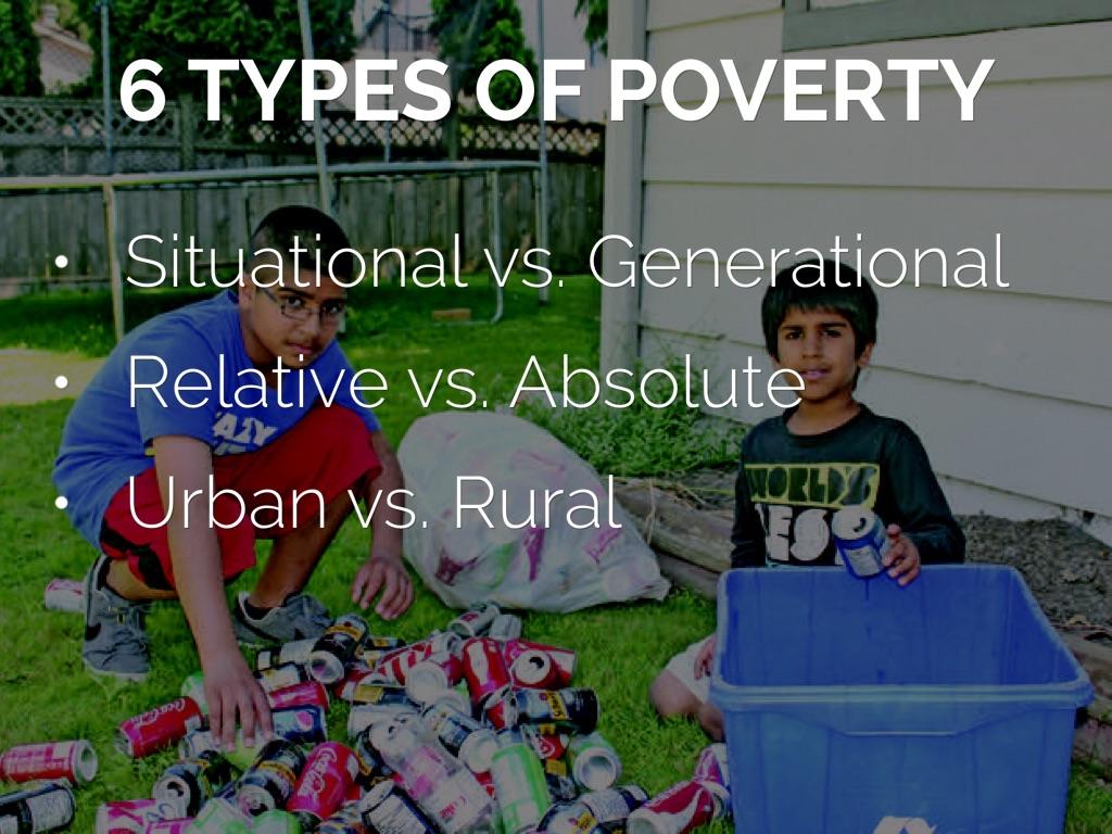 urban poverty vs rural poverty
