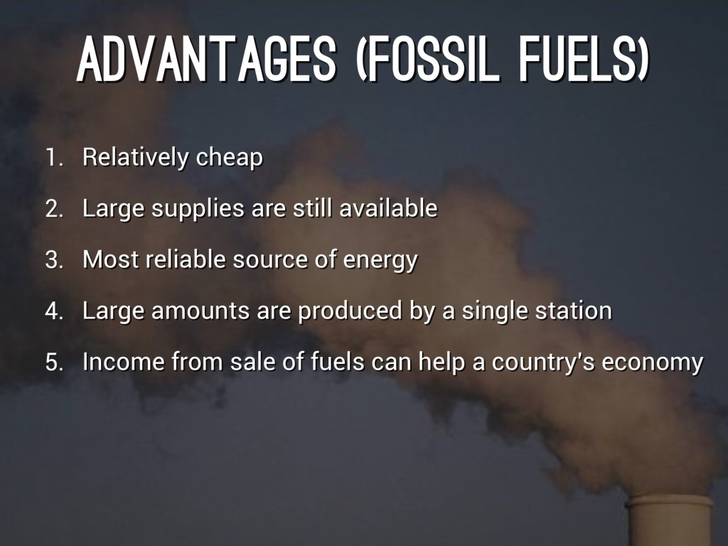 the fossil fuels essay Throughout history it is a known fact that humans depend on energy to satisfy basic needs in order to meet these needs humans have gone to the extent of putting the environment at risk.