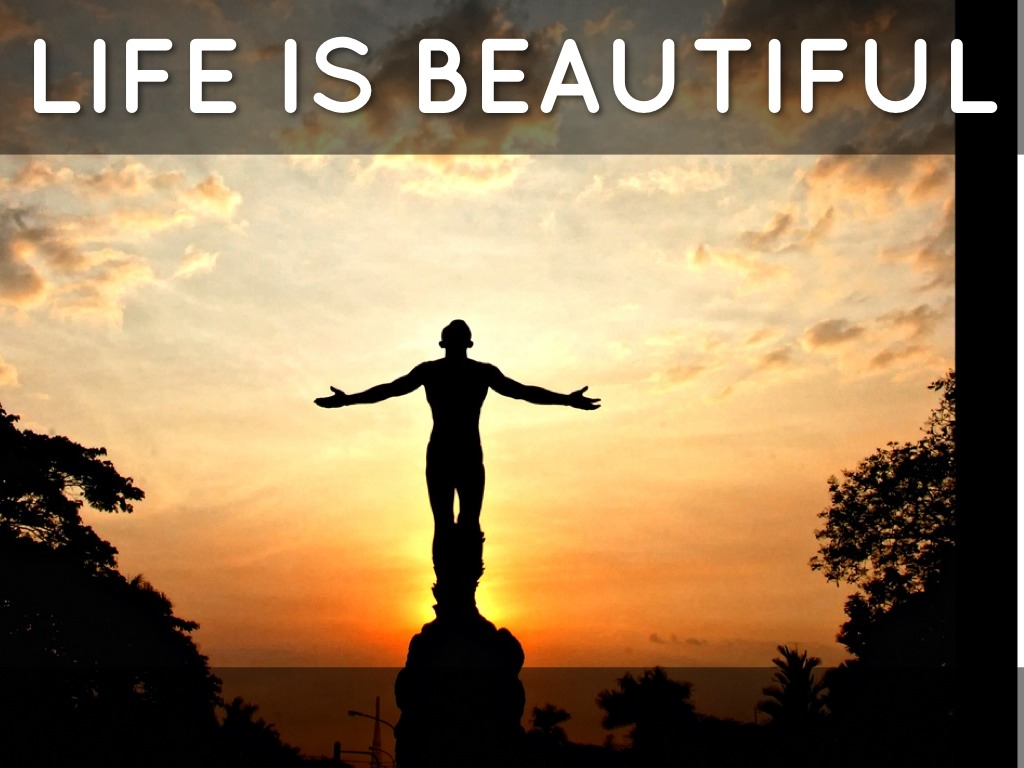 Life is Beautiful and amazing