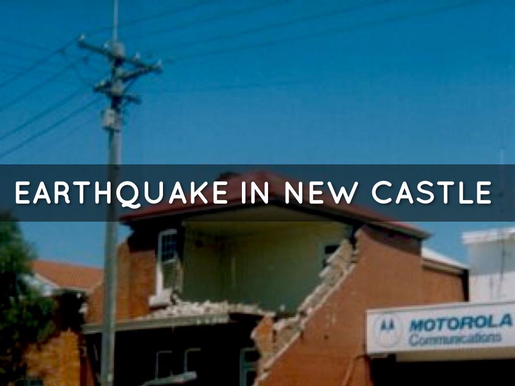 Newcastle Earthquakes