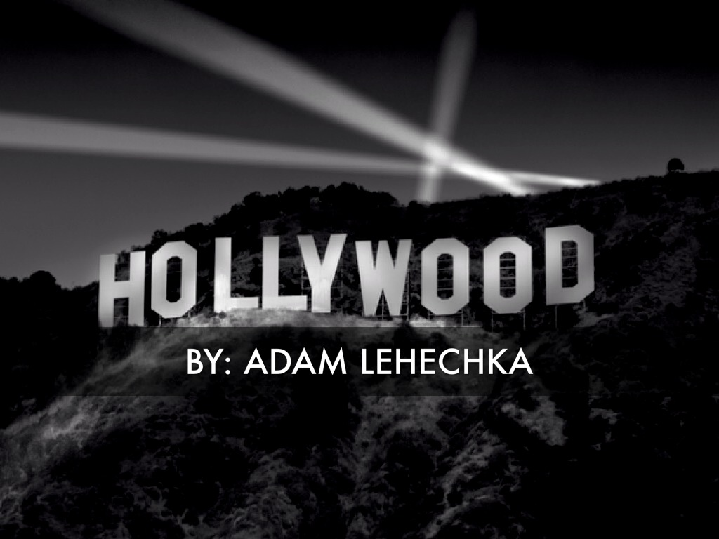 Hollywood By Adam Lehechka