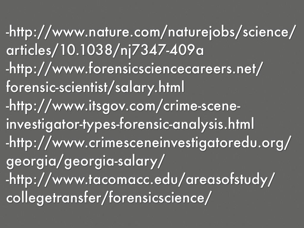httpforensicsciencebesterblogspotcom201306forensic science technician blshtml - Description Of A Crime Scene Investigator