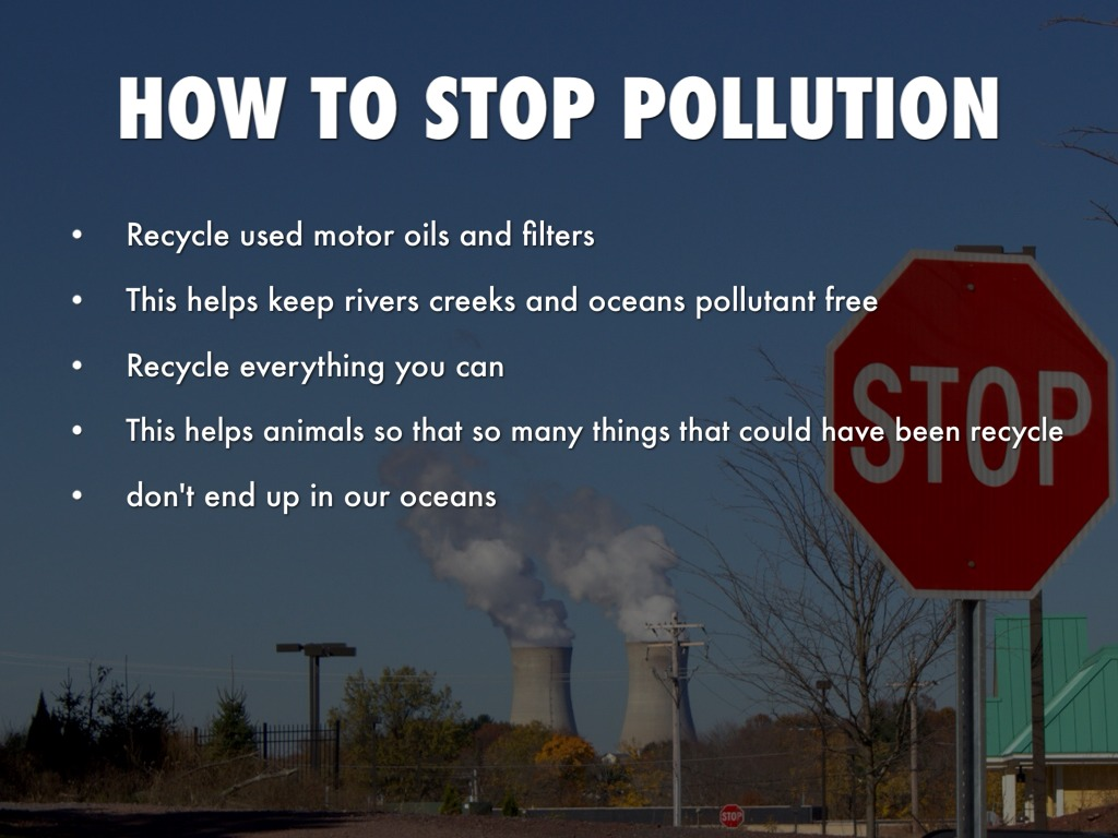 how to overcome pollution Water pollution has got to be one of the most pressing problems of our times and the need to do something about it has definitely gotten to be looming large what can we do about water.