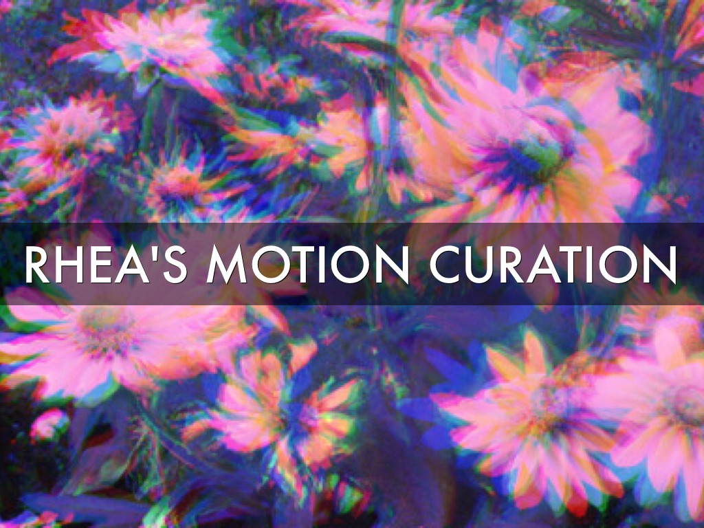 Motion Curation