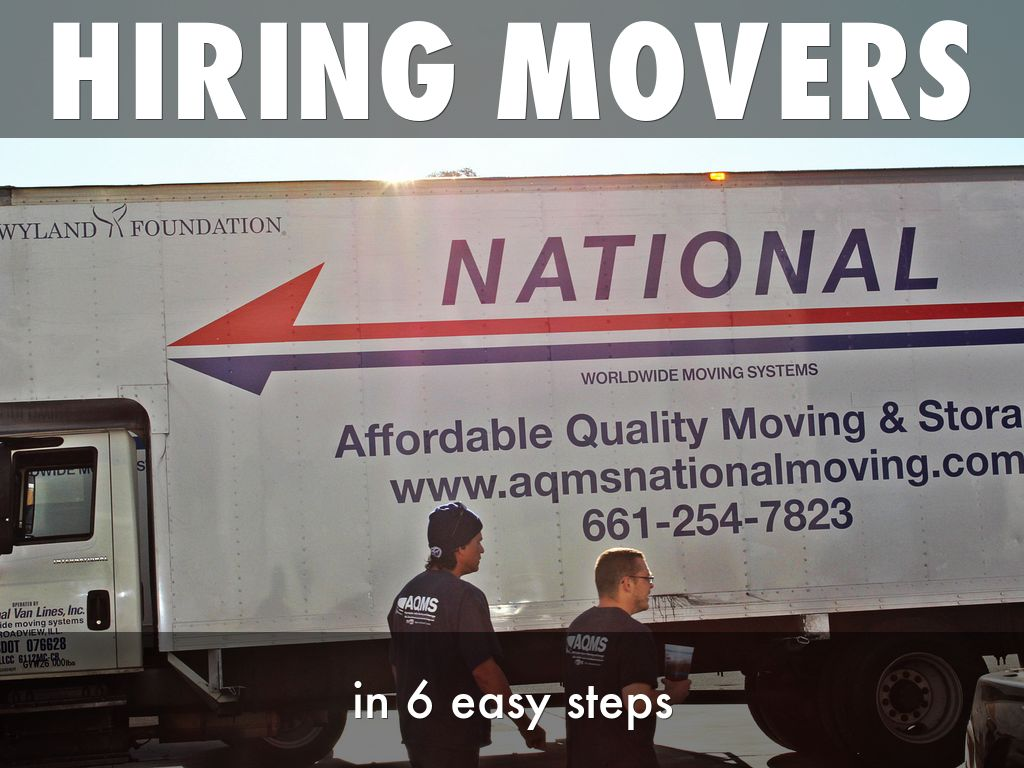 Hiring Movers hiring moversconnor macivor