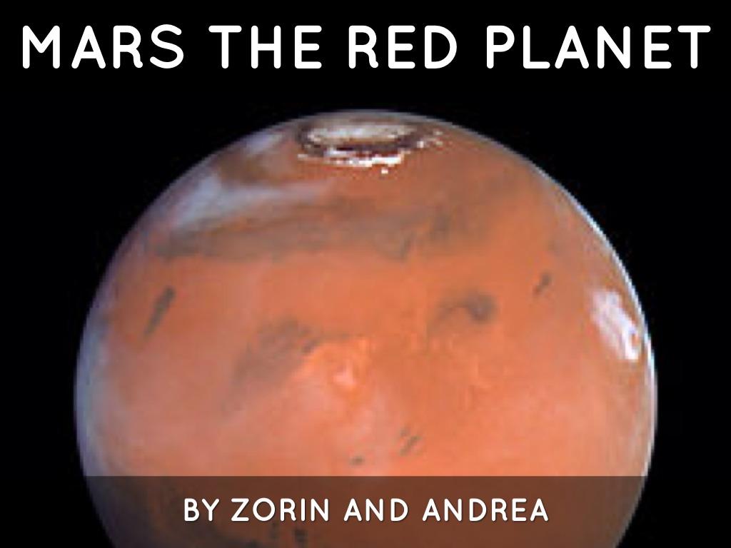 Mars by N Murphy