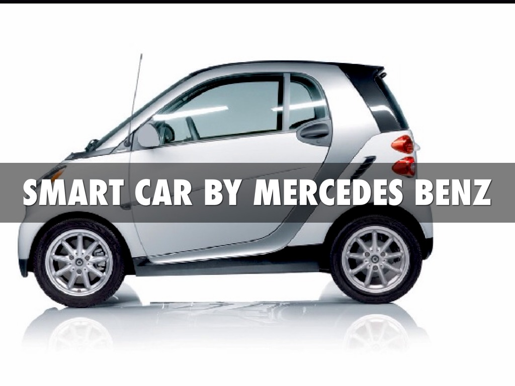 Smart car by mercedes benz by connor dunning for Mercedes benz smart fortwo