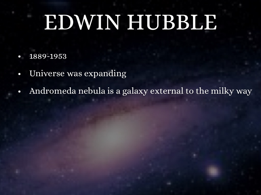 edwin hubble quotes - HD1024×768