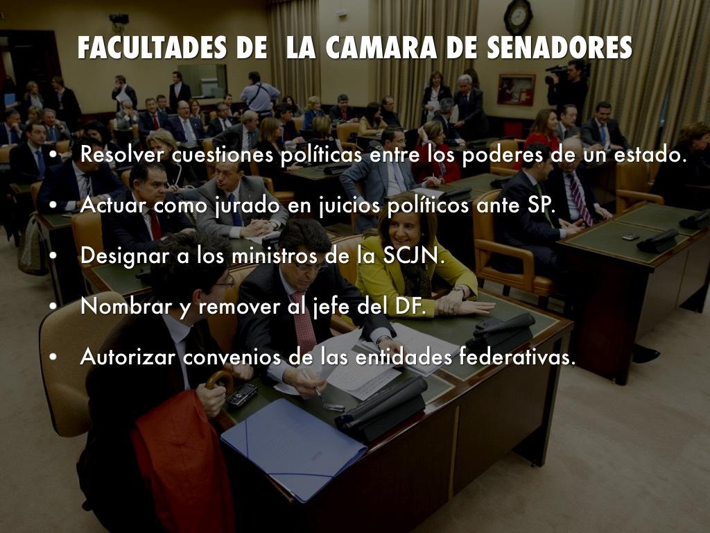 Proceso legislativo en m xico by mauricio cordova for La camara de senadores
