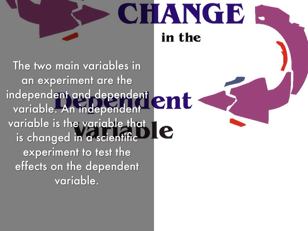 independent variable Independent variable ( noun ) in statistical analysis, the key variable of interest or treatment that is predicted to produce an effect or be associated with a change in the dependent variable audio pronunciation: (in e en ent var   le.